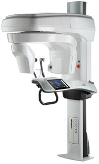 CS9600 CBCT scanner