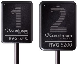 carestream 6200 sensors