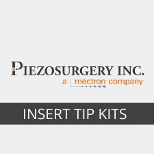 Piezosurgery Insert Tip Kits